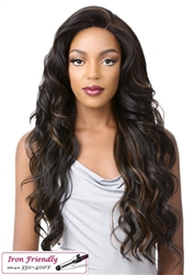 It's a 360 All Round Deep Lace Front Wigs