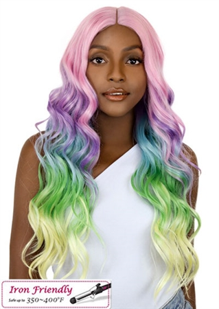 Unicorn Wigs Wave