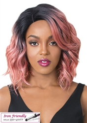 Swiss Lace Front Synthetic Wigs