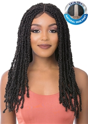 Skin Top Wigs for Black Women