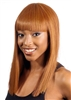 Manhattan Style Wigs | Long Straight Synthetic Wigs