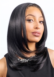 Synthetic Half Wig