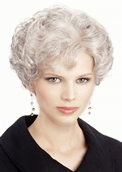Grey Wigs for Women & Monofilament Wigs
