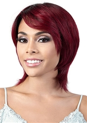 Go Girl Human Hair Wigs