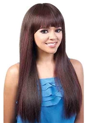 Human Hair Mix Wigs by Motown Tress Wigs