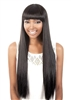 Wigs Human Hair Mix