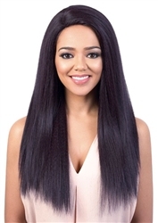 Motown Tress Human Hair Blending Wigs
