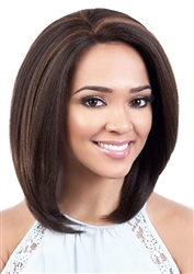 Wigs for African Americans | Human Hair Blend Wigs