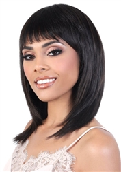 Remy Natural Human Hair Wigs for African Americans
