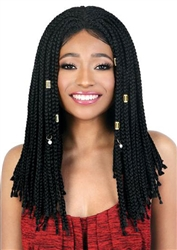 Lace Front Wigs | Braid Wigs for Black Women