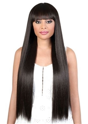 Synthetic Wigs | Super Long Straight Wigs
