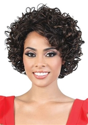 Curly Short Wigs | Synthetic Wigs