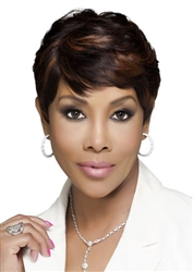 Human Hair Vivica Fox Wigs | Wigs for Black Women