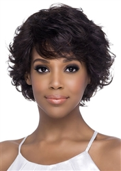 Remi Human Hair Wigs Lace Front | Black Women's Wigs