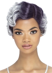 Short Finger Wave Wigs