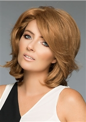 Wig Pro Human Hair Wigs with Monofilament Top
