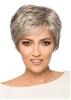 Grey Synthetic Wig