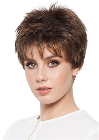 Short Synthetic Wigs