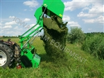 Panther 1600PRO Green Collection Flail Mower
