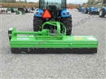 "Flail Mower, Mulcher: Peruzzo Bull 2400 95"" Cut, 24"" Hydraulic Offset, Cut 4""Dia, 70-100HP: Best Features, Quality, Parts & Technical Support!"