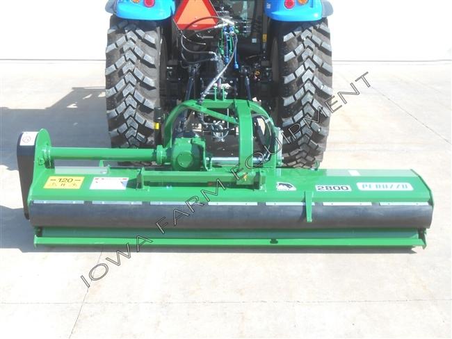 Flail Mower, Mulcher: Peruzzo Bull 2400 95