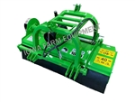 Peruzzo Bull 2400, 8' Cut Double Hitch Flail Mower