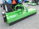 "Flail Mower, Mulcher: Peruzzo Bull 2800 110"" Cut, 24"" Hydraulic Offset, Cut 4""Dia, 80-140HP: Best Features, Quality, Parts & Technical Support!"