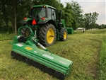 Peruzzo Bull Cross 1800E Side Trim Flail Mower