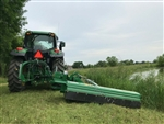 Peruzzo Bull Cross 2000E Creek Side Flail Mower