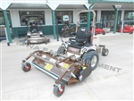 "Grasshopper 900D Self Propelled Flail Mower & 63"" Flail Deck"