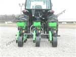 Green Earth 3-Row Tractor Vacuum Planter