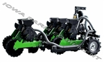 Green Earth 5-Row Vegetable Precision Vacuum Planter