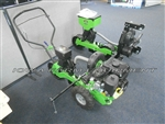 Green Earth 1-Row Walk Behind Self-Powered Planter