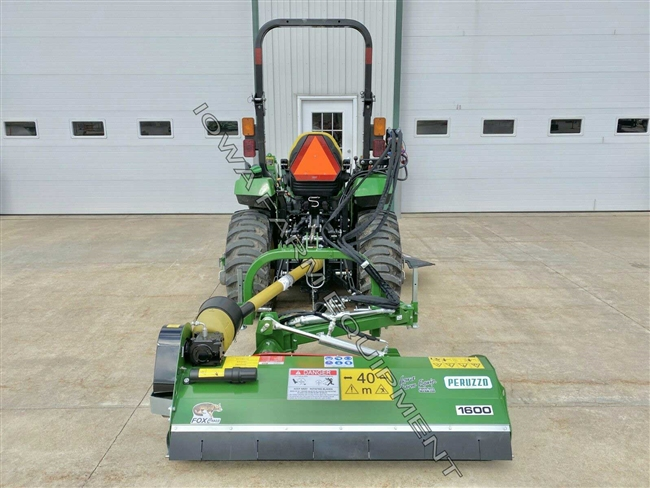 Flail Ditch Bank Mower Peruzzo Fox Cross 1200 47 Quot Cut
