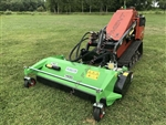 "Peruzzo 55"" Mini Skid Steer Flail Mower"