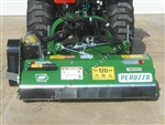 "Peruzzo Elk Cross 1600, 60"" Flail Ditch Bank Mower"