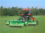 Peruzzo 5000 Pull Type Flex Wing Flail Mower