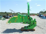 "Wood Chipper,3PT,PTO,Conveyor Power Feed,Self-Contd,Speed Sensor: Peruzzo 7""x9""!"