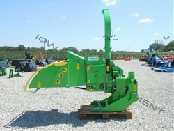 "Peruzzo 7"", 3-Point Wood Chipper"