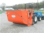 "Peruzzo Panther 1600 60"" Collection Mower, Kubota Orange"