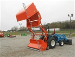 Peruzzo Panther 1800 Flail Mower w/Collector Hopper