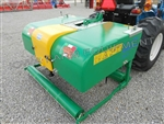 "Aerator, Plugger Tractor PTO Powered, Deep Tine Aeration: Selvatici 48"",12""Deep!"