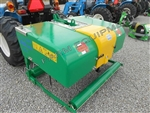 "Aerator, Plugger Tractor PTO Powered, Deep Tine Aeration: Selvatici 65"",12""Deep!"