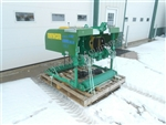 "Selvatici 48""x12"" 3-Point PTO Aerator, Plugger"