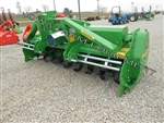 "Rotary Tiller, Heavy Duty Valentini A2500 8'-6"" Tractor 3-Pt, PTO:170HP Gearbox"