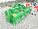 "Rotary Tiller, Heavy Duty Valentini A3000 10'-2"" Tractor 3-Pt, PTO: 170HP Gearbox"