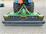 "Valentini TG1600 64"" Power Harrow & Mesh Roller"