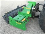 "Valentini TG1800, 73"" Power Harrow w/Mesh Roller"