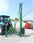 WRAG T660 Hydraulic Post Driver