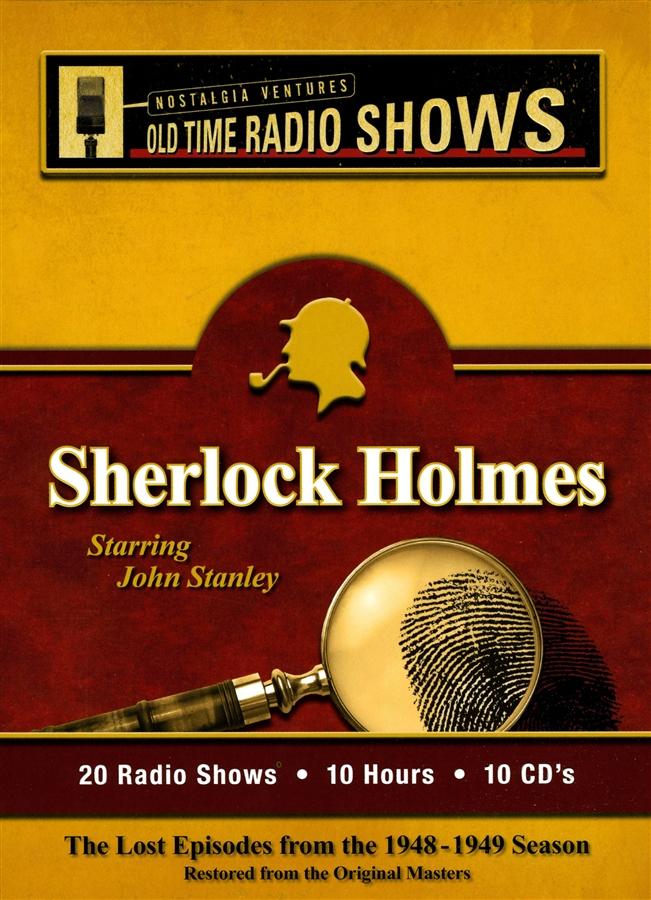 Sherlock Holmes, Volume 1 - 10 hours [Download] #2021D